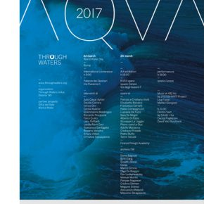 AQUA,Through Waters Pastificio Cerere/Rufa – Via degli Ausoni 3/7 – 24/30 March 2017